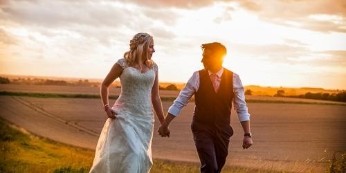 Wedding Photography At Rudstone Walk East Yorkshire