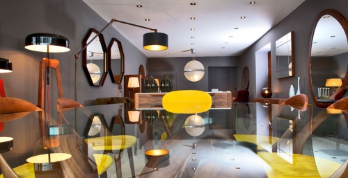 Chaplins Modern Furniture Hatch End London Showroom 01