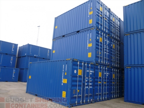 20ft High Cube Shipping Containers for Sale