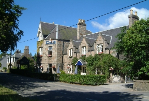 Loch Kinord Hotel Dinnet Royal Deeside