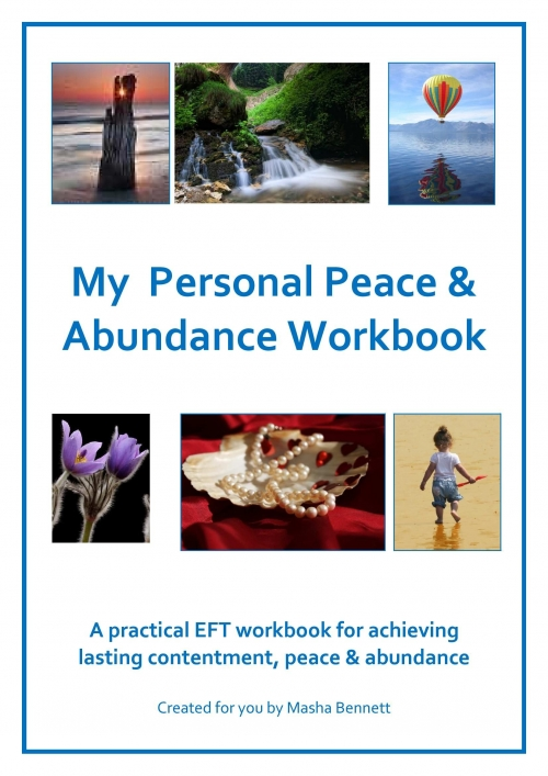 My Personal Peace and Abundance Workbook