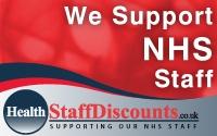 Nhs Discounts - Nhs staff get an Immediate discount of 20%