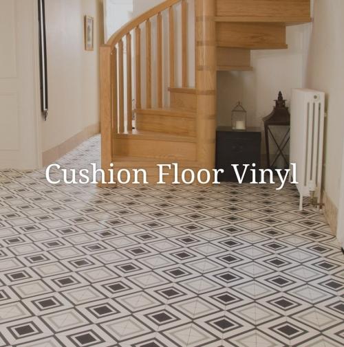 Cushionfloor Vinyl