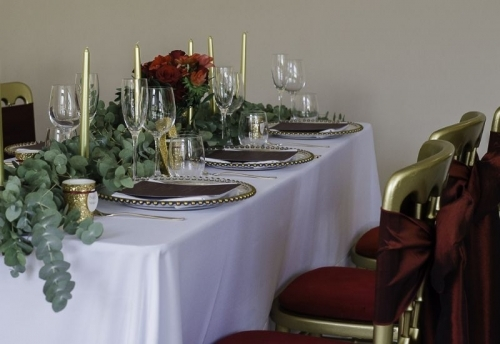 Luxurious Tablescapes