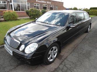 Mercedes E-Class Limousines