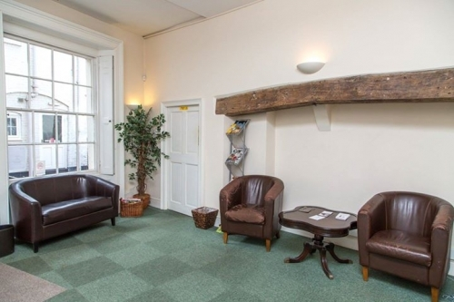 Spadental Whitchurch Corser House Reception