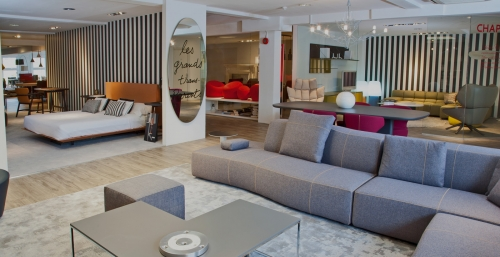 Chaplins Modern Furniture Showroom 18
