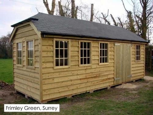 Premium Timber Workshop