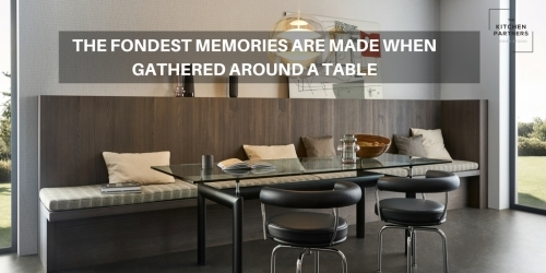 Memories Gathered Around A Table 1