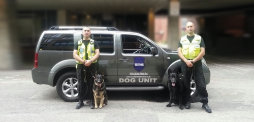 Security Dogs Services