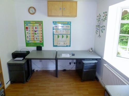 Dedicated Maths Workroom